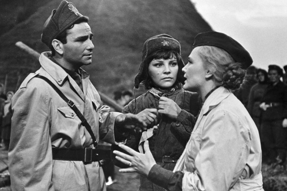 Удачной была и эпизодическая роль в фильме «Баллада о солдате» (1959).