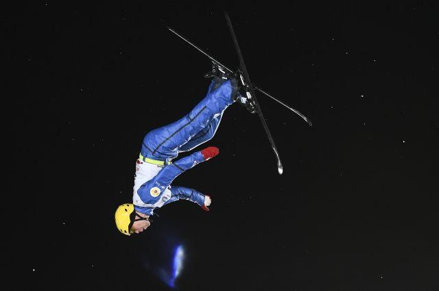 Россиянин Кротов вышел в финал соревнований по лыжной акробатике на ОИ