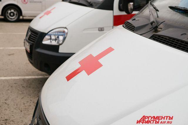 Больной напал на мед. персонала «скорой помощи» вСочи