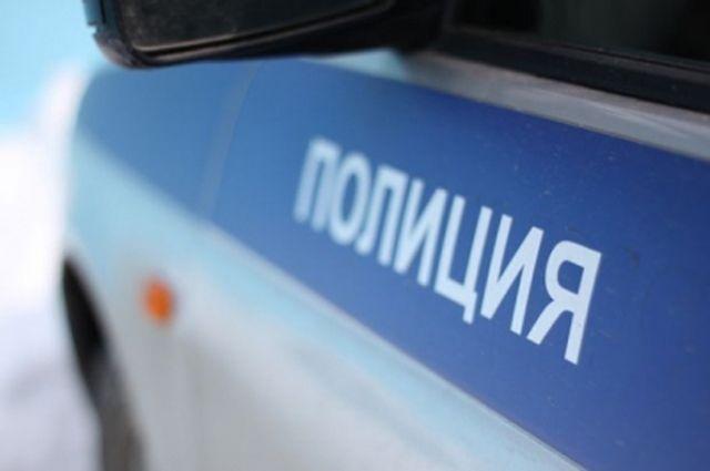 Полицейские задержали мужчину с шилом