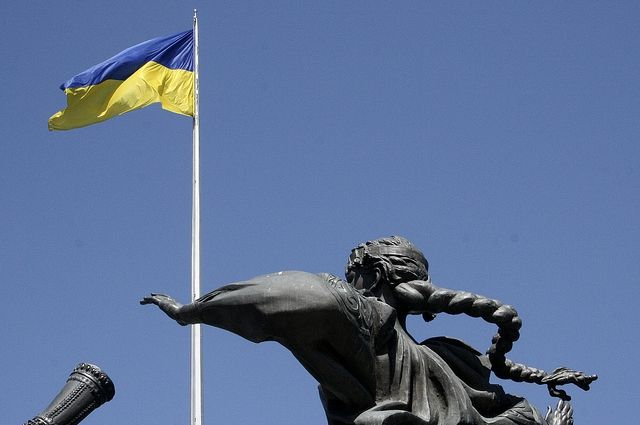 Россия направила Украине ноту протеста из-за погрома в здании РЦНК в Киеве