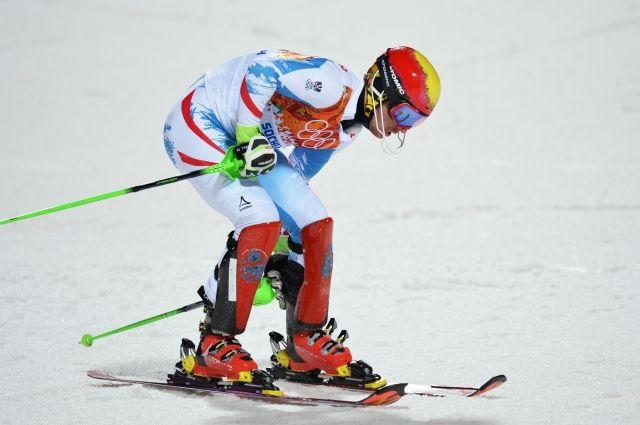 Горнолыжник Хиршер стал двукратным чемпионом Игр вЮжной Корее