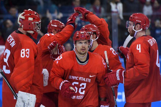 Что означает победа российских хоккеистов над американцами на Олимпиаде?