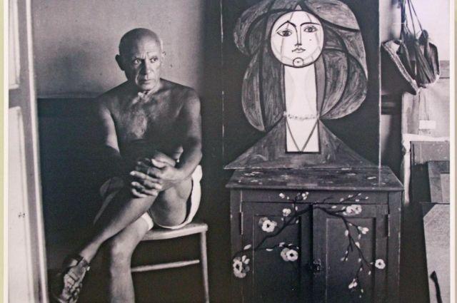 СМИ: под картиной Пикассо найден перевернутый пейзаж другого художника