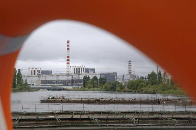 На Курской АЭС загорелся трансформатор и отключился энергоблок