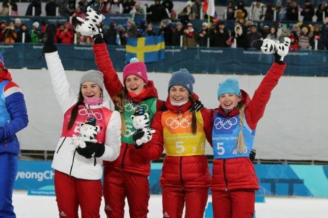 Анна (крайняя справа) переехала в Татарстан из Вологодской области.