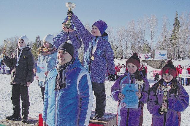 Краевая Олимпиада - это всегда праздник как для взрослых, так и для юных спортсменов.