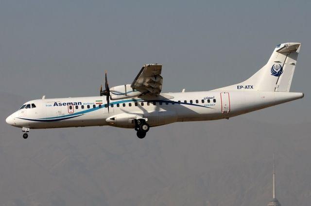 Что за самолёт ATR 72, разбившийся в Иране?