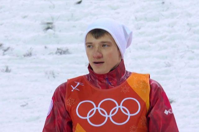 Илья Буров завоевал бронзовую медаль.
