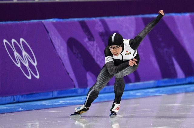 Японская конькобежка Кодайра победила на дистанции 500 м с рекордом ОИ