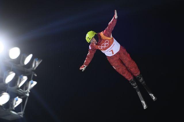 Россиянин Буров завоевал бронзу Олимпиады в лыжной акробатике