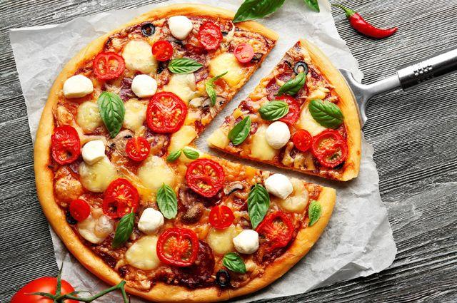 Картинки по запросу Кефирное тесто для пиццы