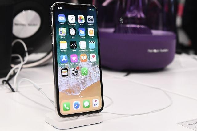 Цены на iPhone X в России упали почти на 20 тысяч рублей