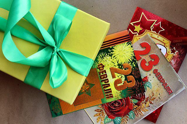 Главное не подарок, а внимание!