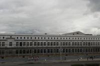Здание Художественного музея в Барнауле продолжают реконструировать