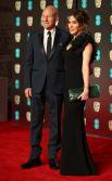 Патрик Стюарт с супругой.