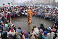 Попытка №12: гигантский блин в Ялуторовске не удалось перевернуть