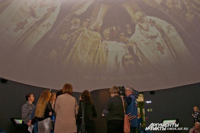 Для участников образовательного клуба подготовили интерактивные занятия по истории, археологии и этнографии.