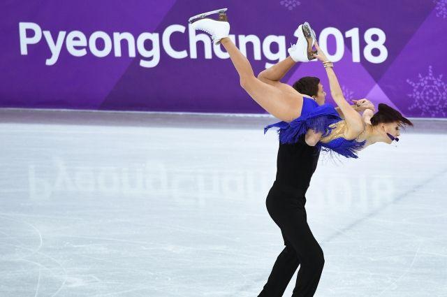 Короткий танец: канадцы установили мировой рекорд, израильтяне иукраинцы выбыли изборьбы