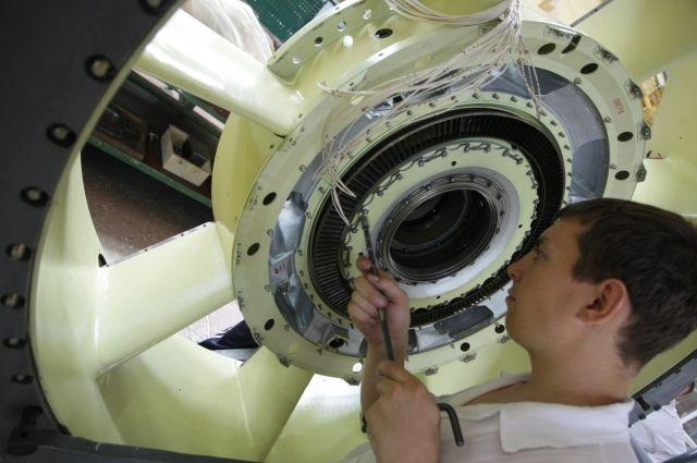 Украина ввела запрет на поставку в РФ авиадвигателей Д-436 - депутат