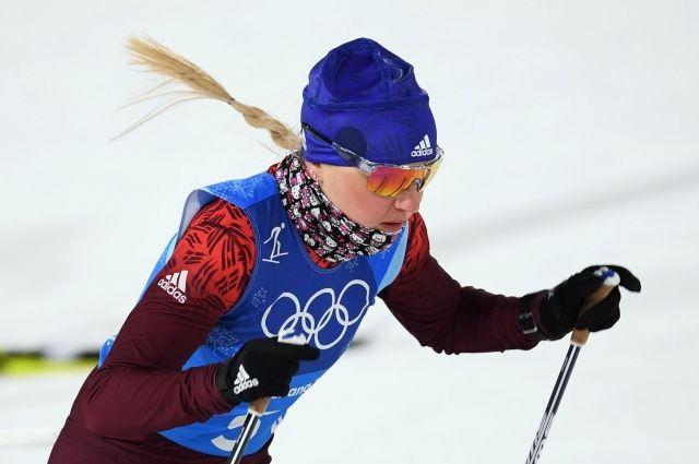 Анна Нечаевская служит в МВД и входит в российскую сборную по лыжам.