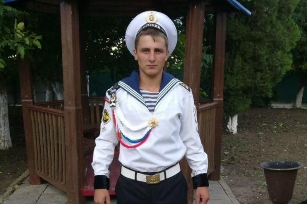 Евгений Захаров, «Краснодарский край, город Анапа, дембель»