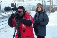 Журналист Лиза Алисова и оператор Оливье Бартелеми дали фильму рабочее название – «Урал доктора Живаго».