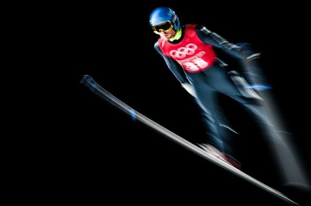 Россияне заняли седьмое место в соревнованиях по прыжкам с трамплина на ОИ