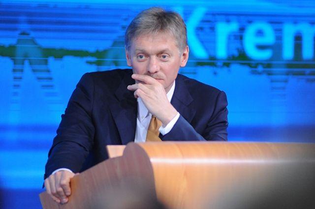 В Кремле рассказали о подготовке встречи Путина, Эрдогана и Роухани
