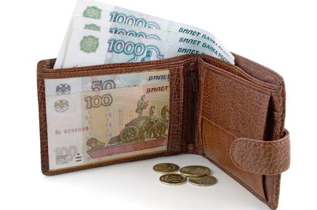 Реальные доходы россиян в январе снизились почти на 50%