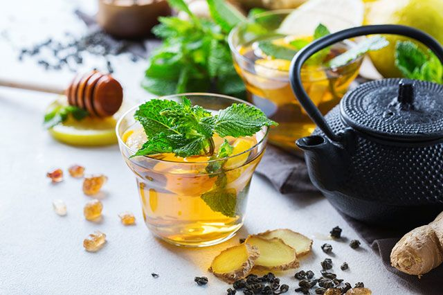 Помогут ли от кашля имбирь, горчица и мёд?