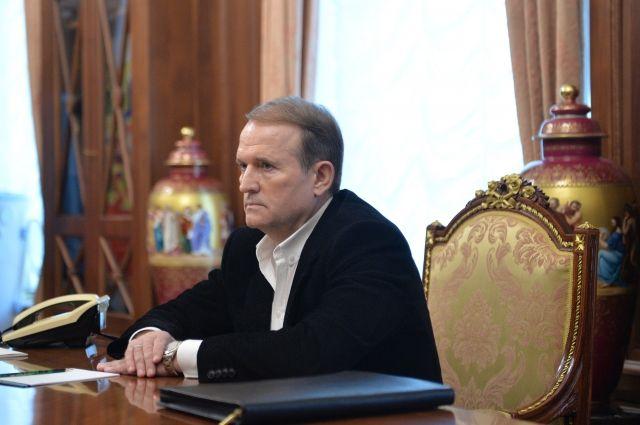 Медведчук: власти Украины действуют заодно с радикалами