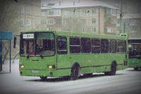 Водитель автобуса нарушил правила перевозки пассажиров