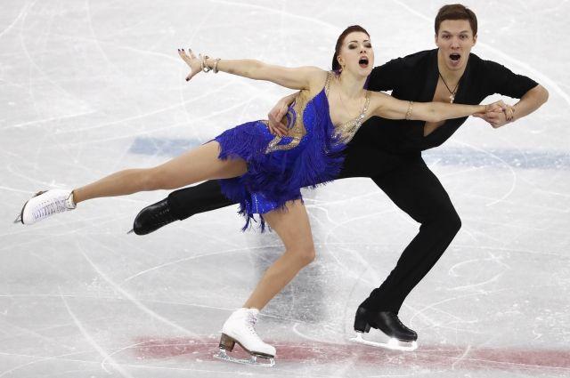 Боброва и Соловьев стали пятыми на Олимпиаде в Пхенчхане