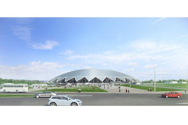 «Газон больше неплывет»: стадион «Металлург» готов принять матч ¼ Кубка Российской Федерации