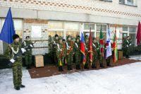 Под Тюменью открыли мемориальные доски пограничникам – выпускникам школы