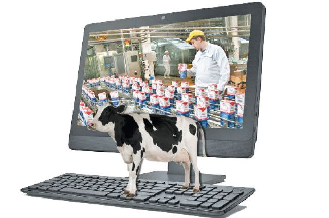 Из 15 фермеров хороший интернет есть только у трёх.