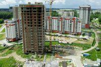 Жилье для сирот в Новосибирске уже строится.