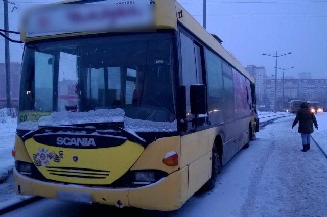 Авария произошла около семи часов утра 20 февраля.