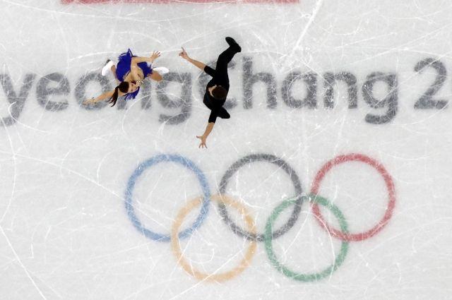 Федерация фигурного катания рассчитывает на медаль в танцах на ОИ в Пекине