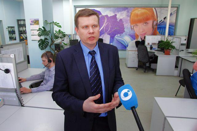 Евгений Вернигор, руководитель службы технической поддержки Новосибирского филиала компании «Ростелеком».