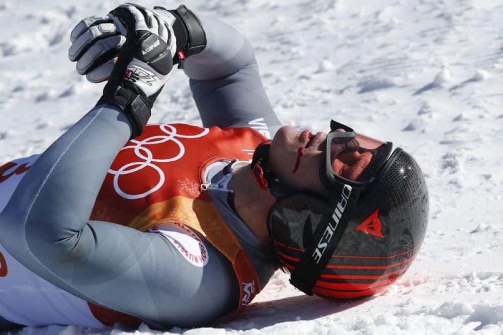 Павел Трихичев (Россия) — горные лыжи, комбинация.