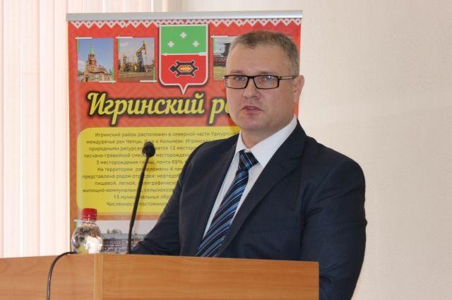 Ранее Чирков занимал пост заместителя главы администрации Игринского района по строительству и ЖКХ.