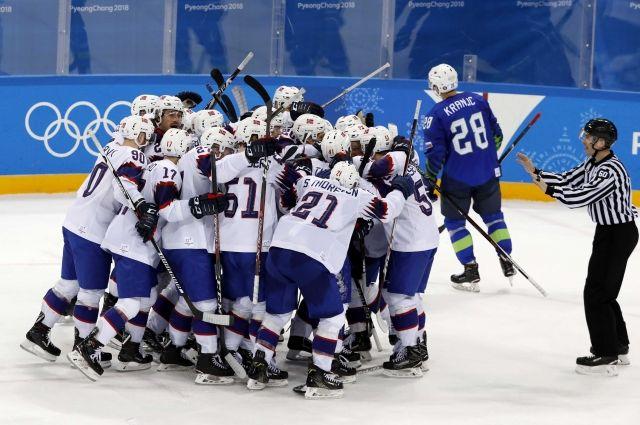 Хоккеисты из РФ в четвертьфинала олимпийского турнира сыграют с Норвегией