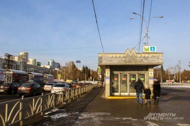 Милиция задержала лжеминера метро вЕкатеринбурге
