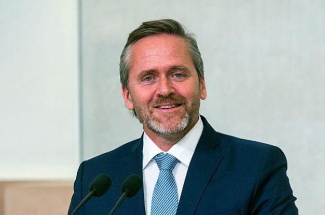 В Украинское государство свизитом приедет руководитель МИД Дании