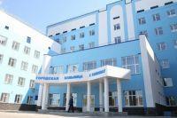 Главный корпус городской больницы города Салавата