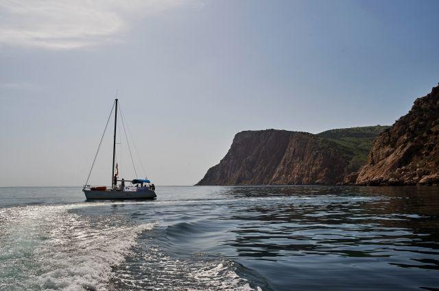 В Севастополе найдены остатки корабля II - III веков нашей эры