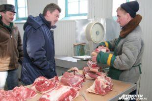 460 кг мяса забраковали специалисты Роспотребнадзора в Нижнем Новгороде.