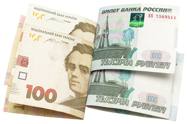 Как отличаются средние зарплаты россиян и украинцев?